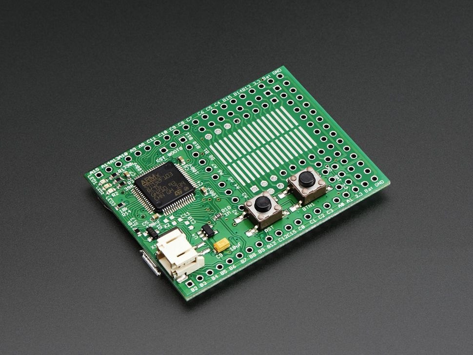 Espruino 1 4 - Open Source Javascript Microcontroller in