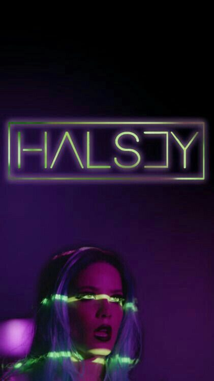 Pin by lilac ms.sky on wallpaper Halsey singer, Halsey