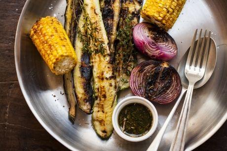 Legumes na grelha | Panelinha - Receitas que funcionam