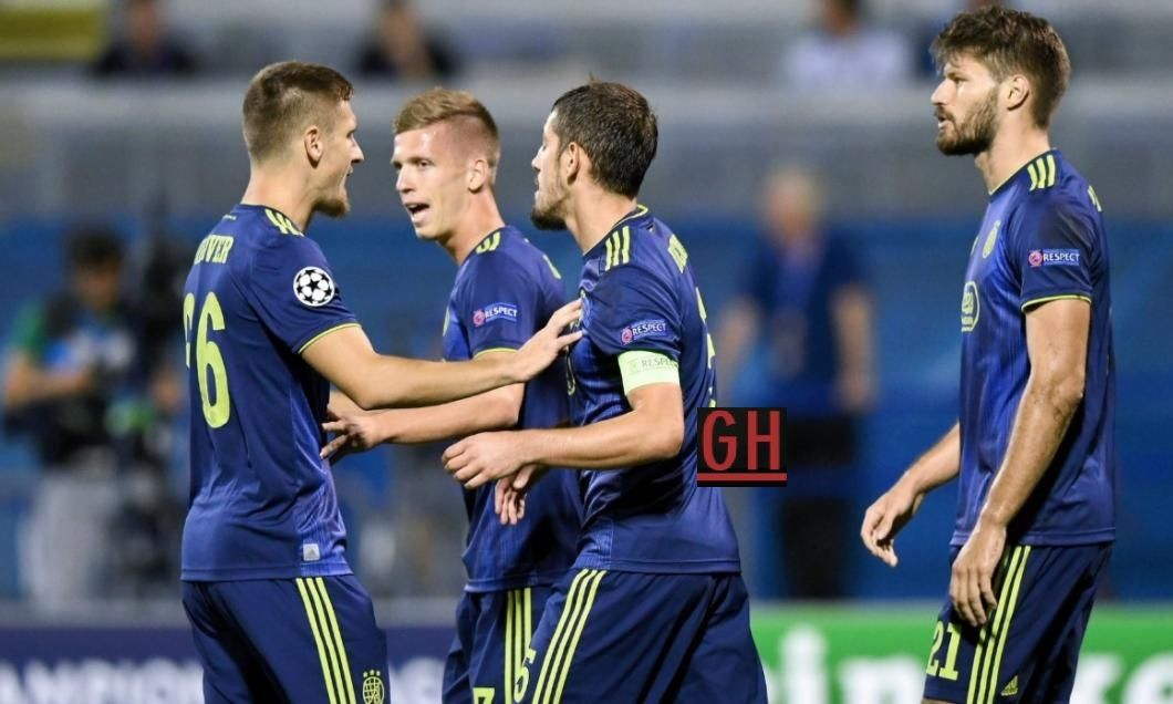 Dinamo Zagreb 2 0 Rosenborg Uefa Champions League Soccer Highlights Videos Football Today