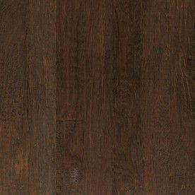 Shaw Dakota Hickory 5 In W X Hickory Engineered Hardwood