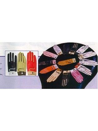 Ladies Golf Accessories : Walter Genuin Cabretta Leather Golf Gloves