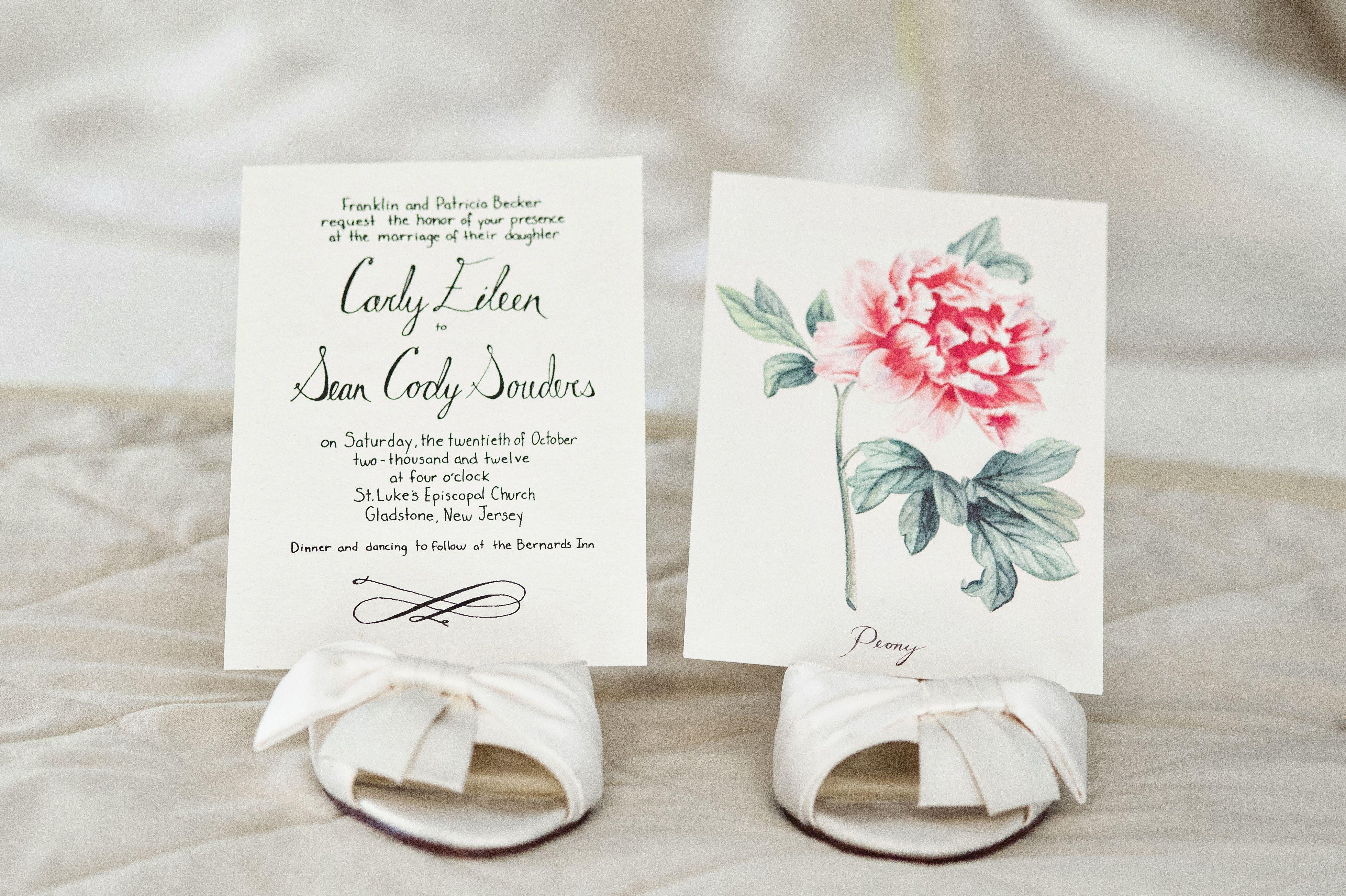 Simple Elegant Wedding Invitation | Wedding Ideas | Pinterest