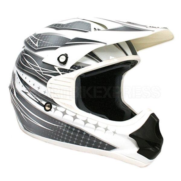 THH TX-11 Helmet - Silver  bb0ce90699b2f