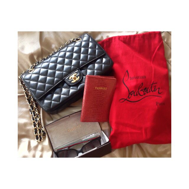 #chanel #louboutin #gucci #holiday