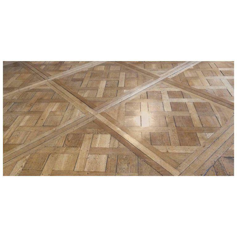 French Flooring Parquet De Versailles Solid Wood Oak from