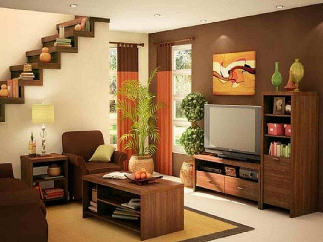 6 Simple Home Decorating Ideas With Wooden Furniture In 2020