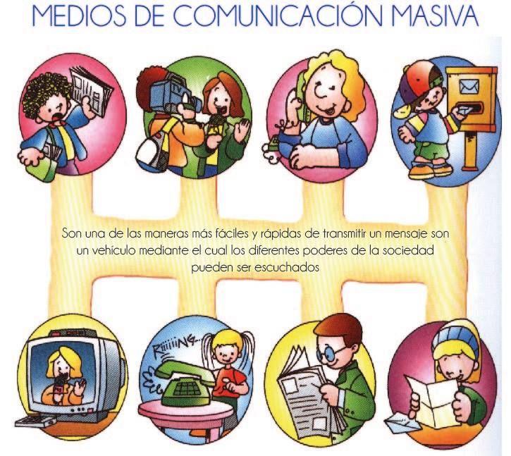 medios de comunicación social Español consolador