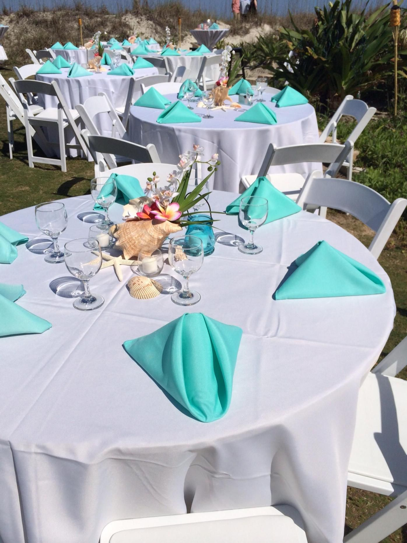 Wedding decorations for reception december 2018  Amazing Tropical Themed Wedding Decorations in   Til death