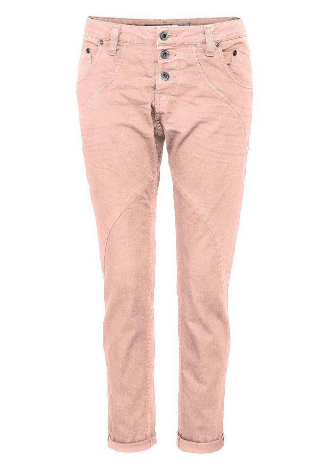 modischer Stil tolle Passform an vorderster Front der Zeit Please Jeans Boyfriend-Hose »P6AG« in modischen Farben in ...