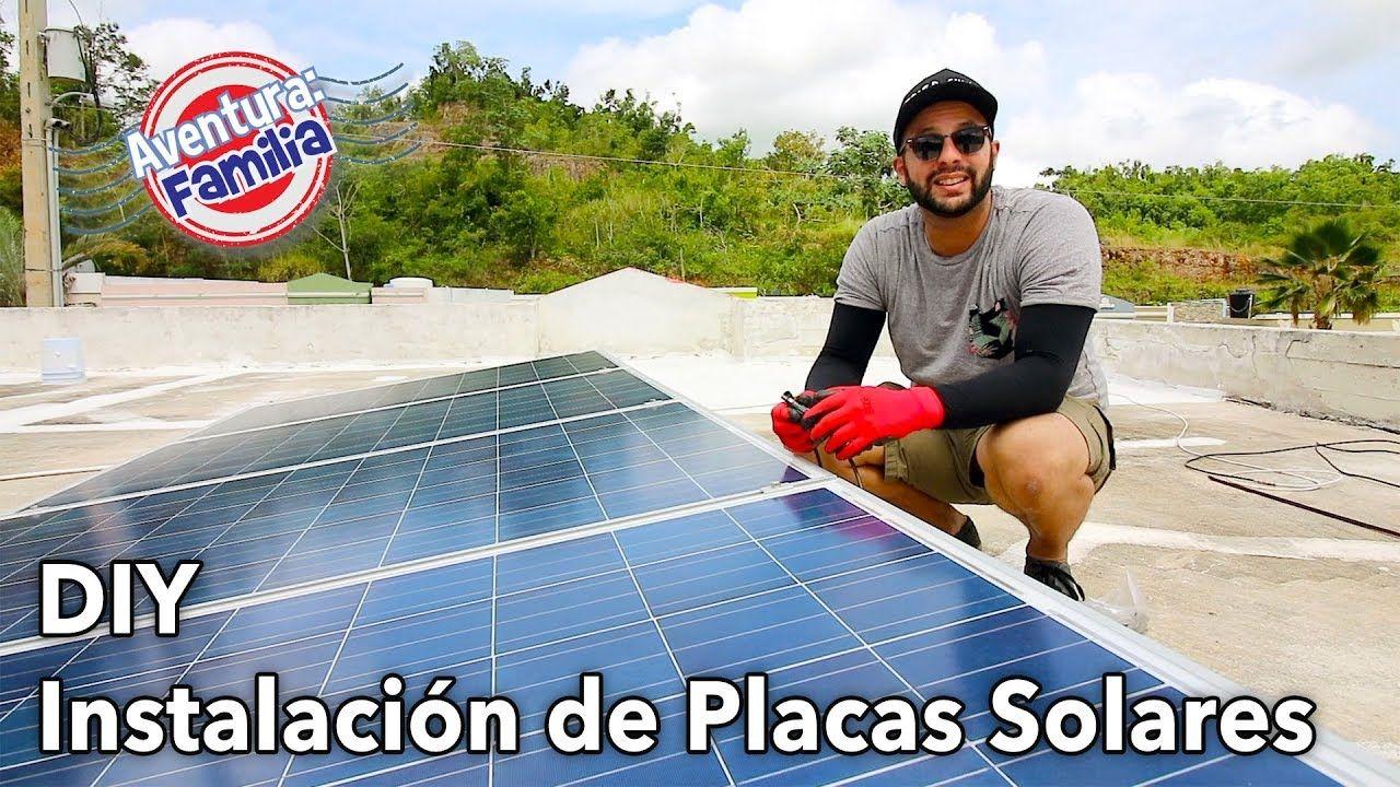 Mision Instalacion De Placas Solares Curso De Energia Solar Sistema De Energia Solar Y Energia Solar