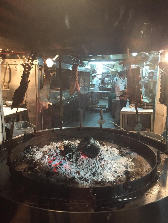 Restaurant Estilo Campo, Buenos Aires Puerto Madero