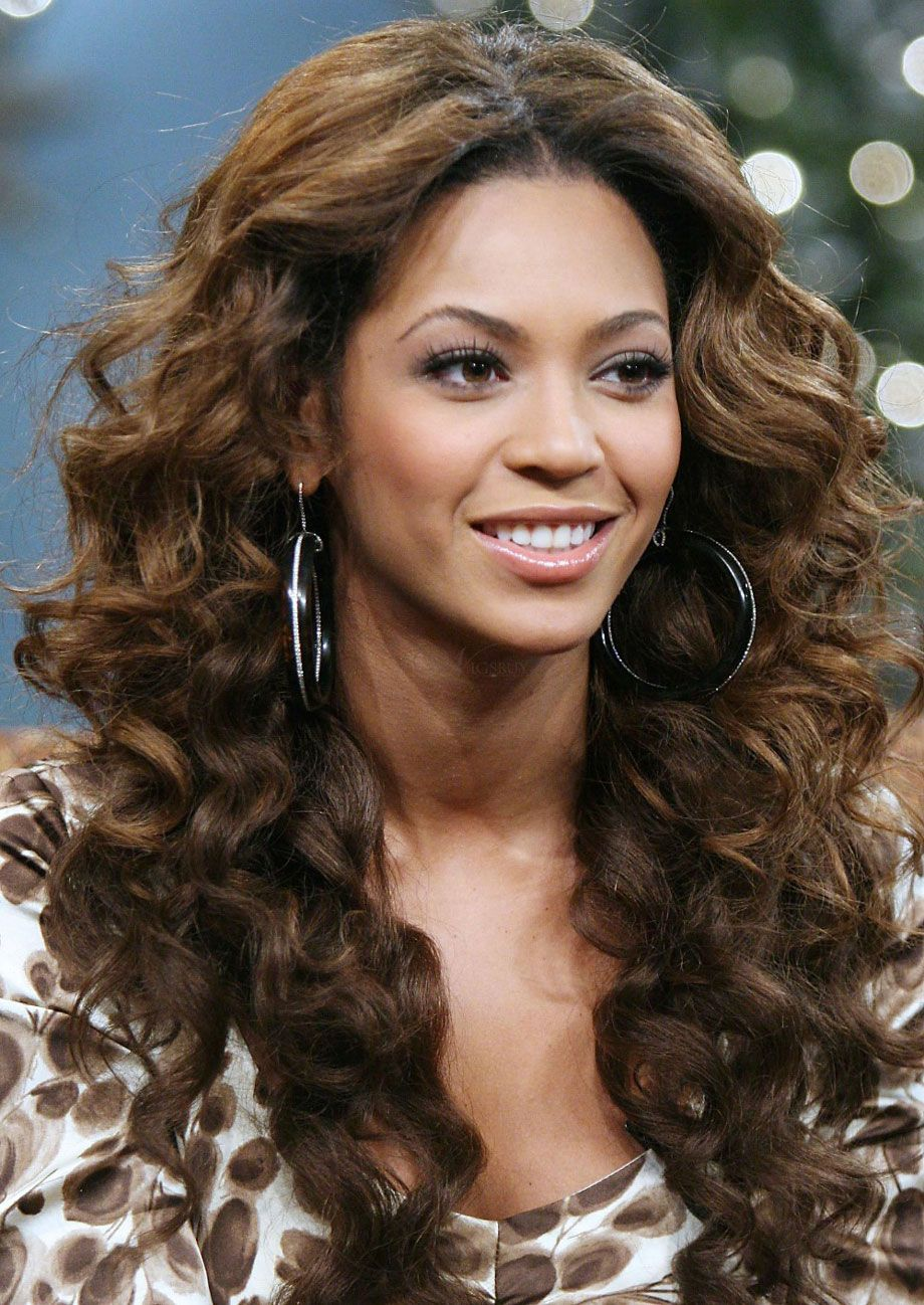 20 Hairstyles For Long Curly Hair | Hairstyles | Beyonce curly ...