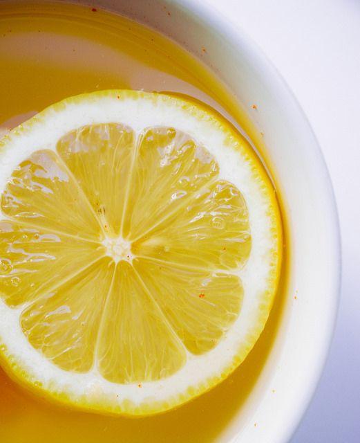 LEMON GINGER DETOX TEA by Julie West | The Simple Veganista, via Flickr