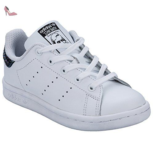 Baskets Stan Smith Snake pour petite fille - Chaussures ...