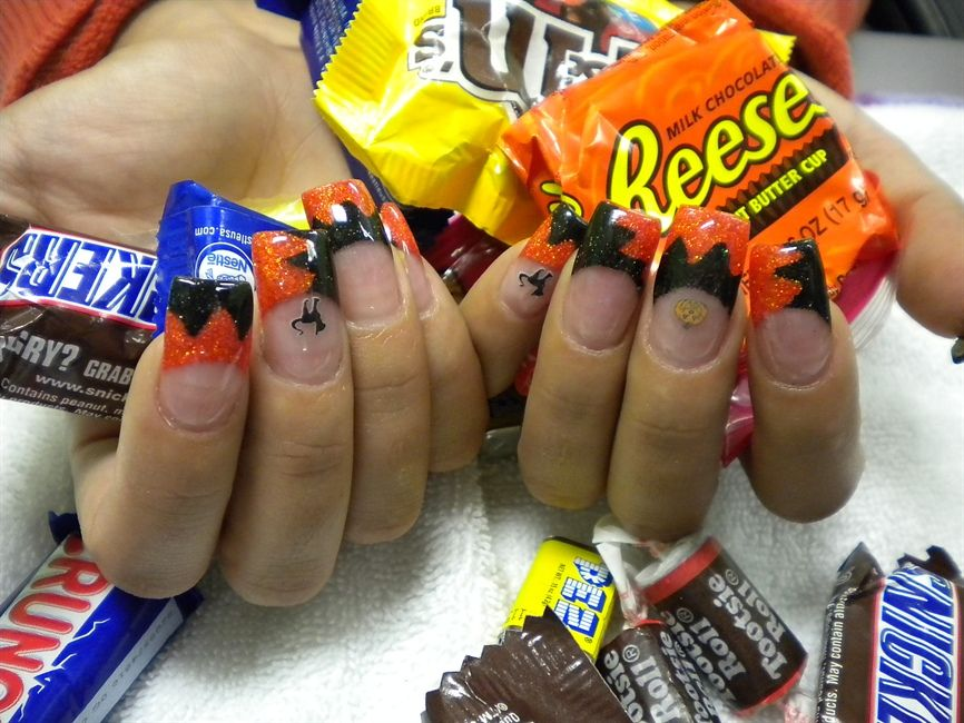 Pin by Kahra Cheney Dicus on Nail'd It Nail art