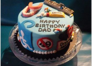 Funny Birthday Cake Ideas For Men Dad