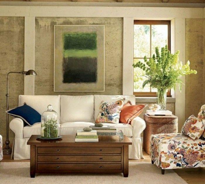 ▷ 1001+ Ideen für Wohnzimmer einrichten - Tipps und Bildideen - Wohnzimmer Design Grun