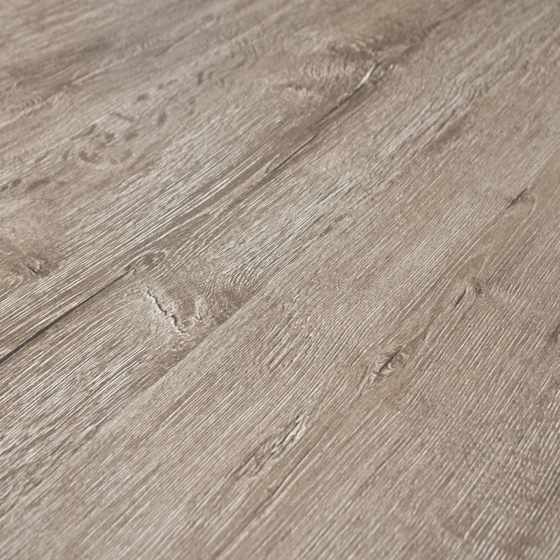 Feather Step Friftwood Grey Oak 1303 Laminate Flooring You Will Love The Rustic Appeal And An Ac4 Commercial Durability Rating Assure That