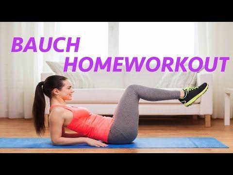 Fit Trio - Bauch Homeworkout zum Mitmachen - YouTube