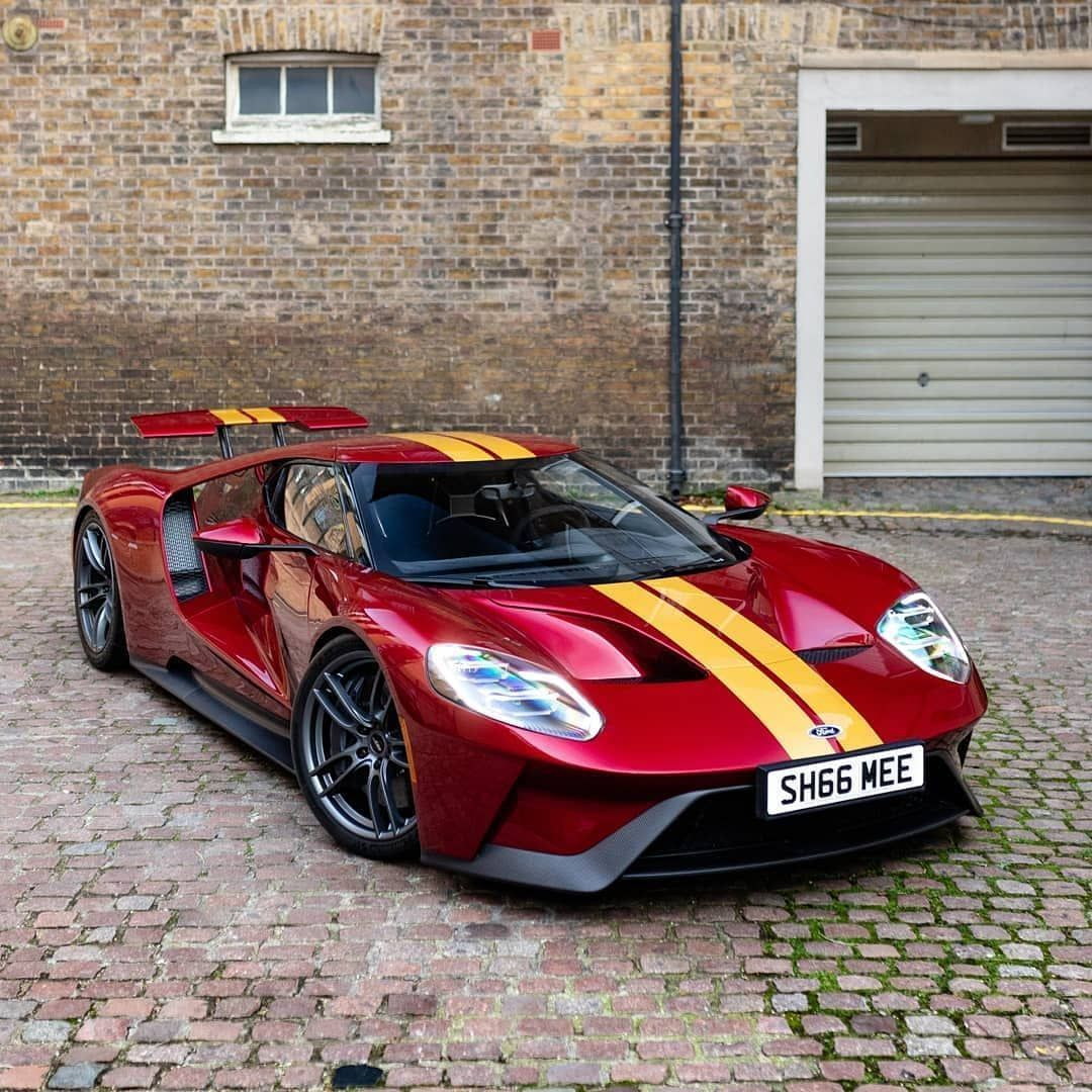 Ford Gt Ford Gt Ford Car