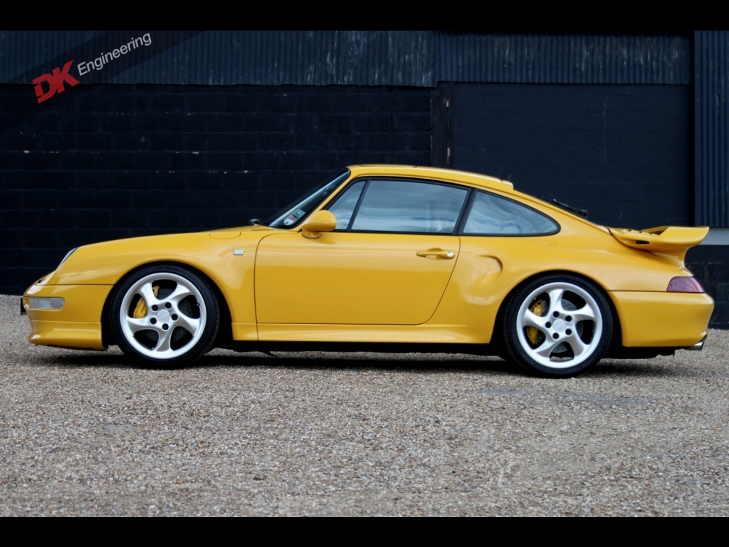 Vehicle Archive Blue Chip And Competition Cars Porsche 993 Turbo S Porsche 993 Porsche Vintage Porsche