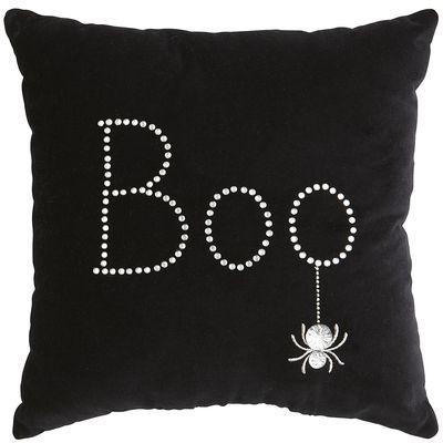 boo halloween pillow from pier 1 - Halloween Pillows