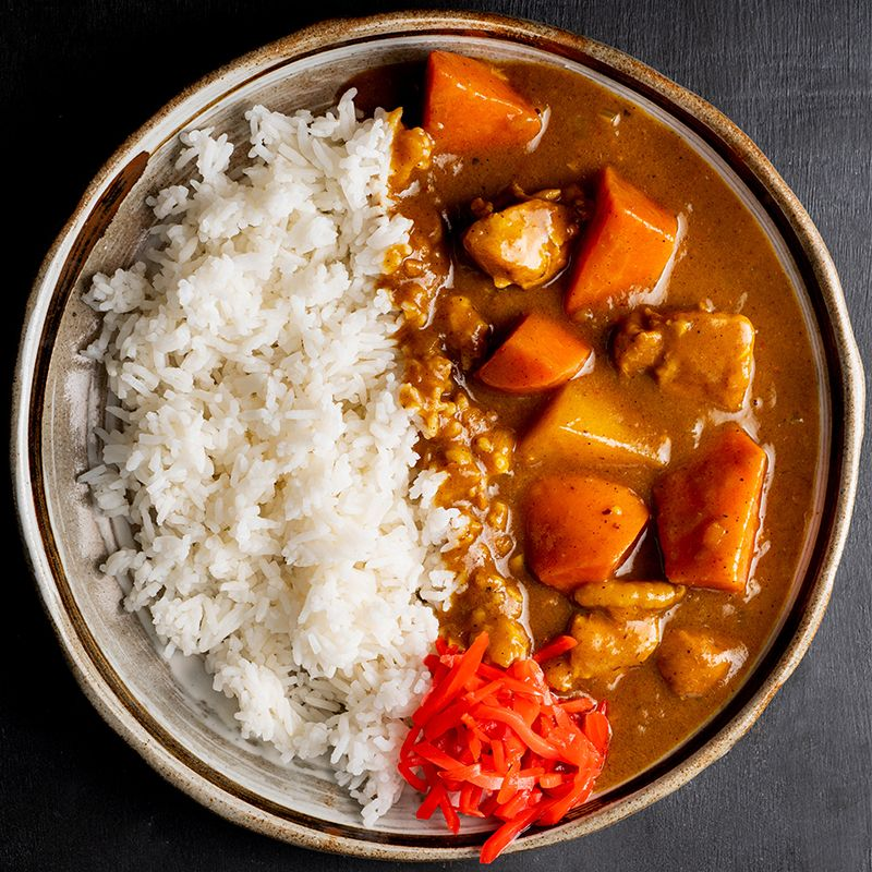 Japanese Chicken Curry Marion S Kitchen Recipe In 2020 Japanese Chicken Curry Japanese Chicken Curry Chicken