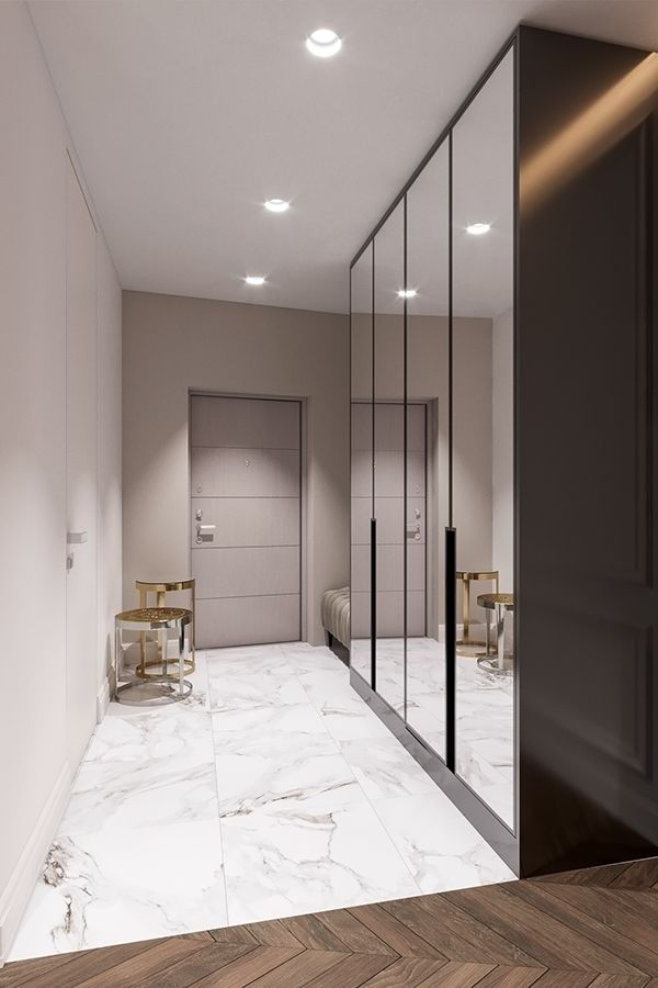 Apartments in busov hill on behance house entrance hall pent mudroom also closet door options ideas for concealing your storage space rh pinterest