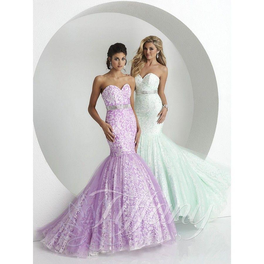 Tiffanydesignsdress prom pinterest tiffany strapless