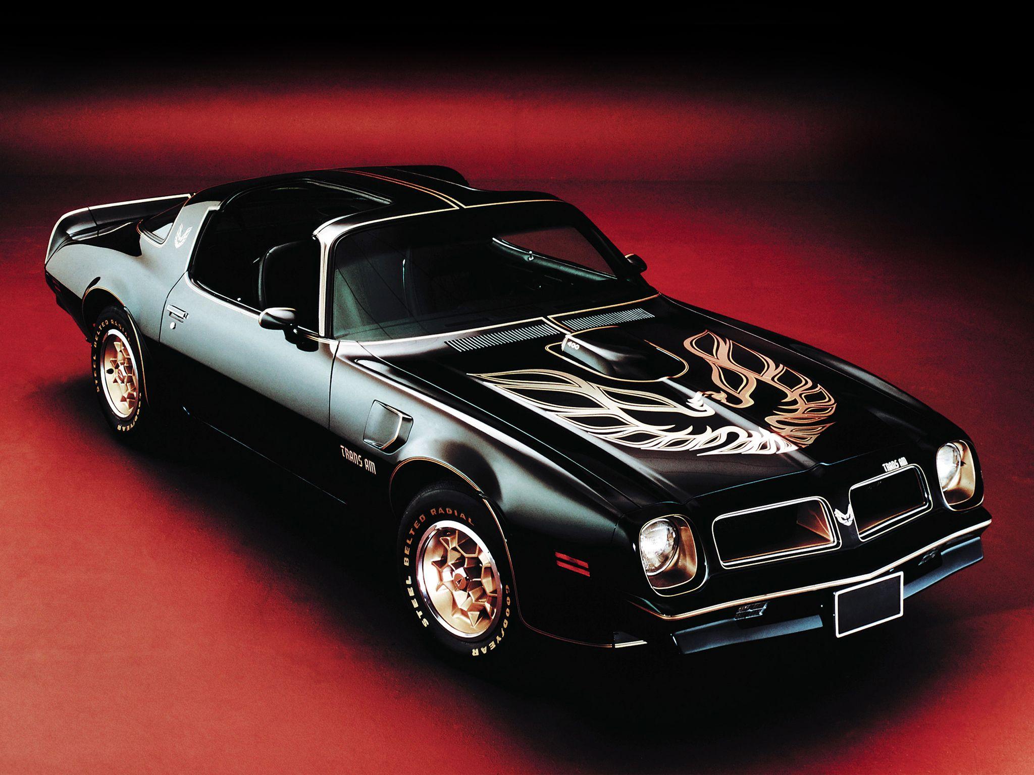 Pontiac Firebird Trans Am A M L78 400 Classic Muscle Wallpaper