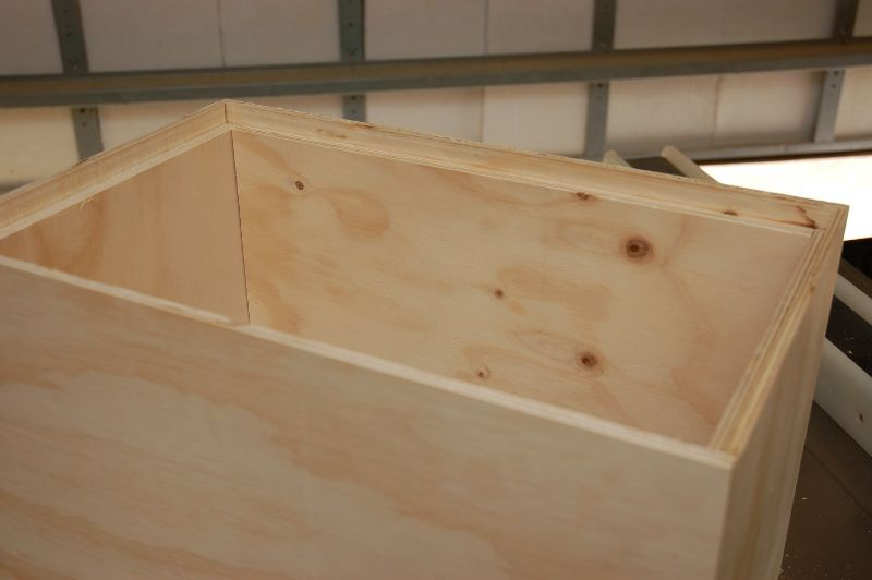 Simple Plywood Box Plywood Boxes Plywood Furniture Plywood