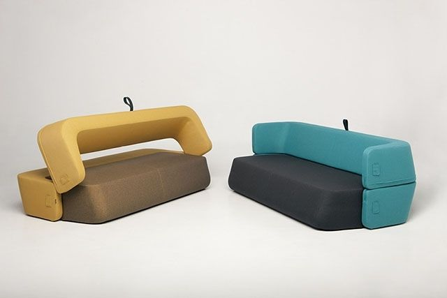 Foldable Sofa Bed Office Chairs