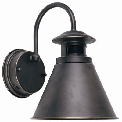 Hampton Bay Exterior Motion Sensor Wall Lantern Light Search