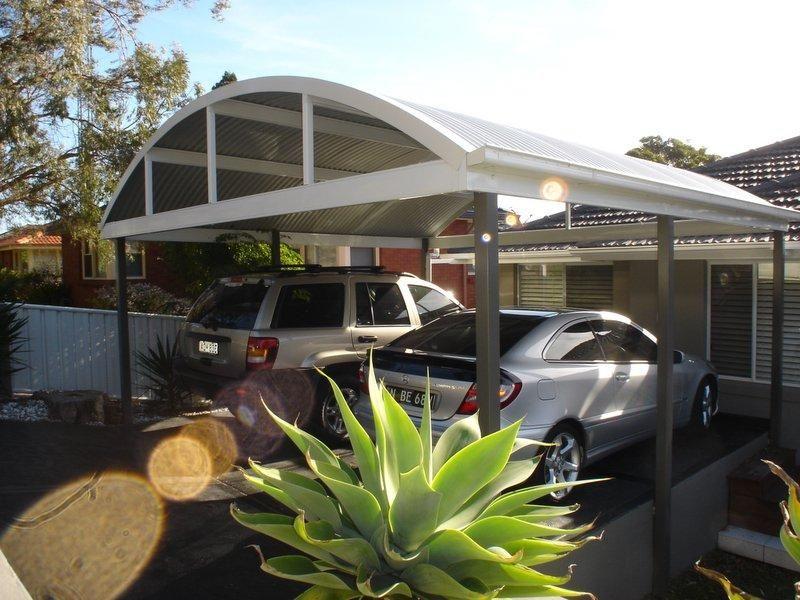 Unique Car Garage 4