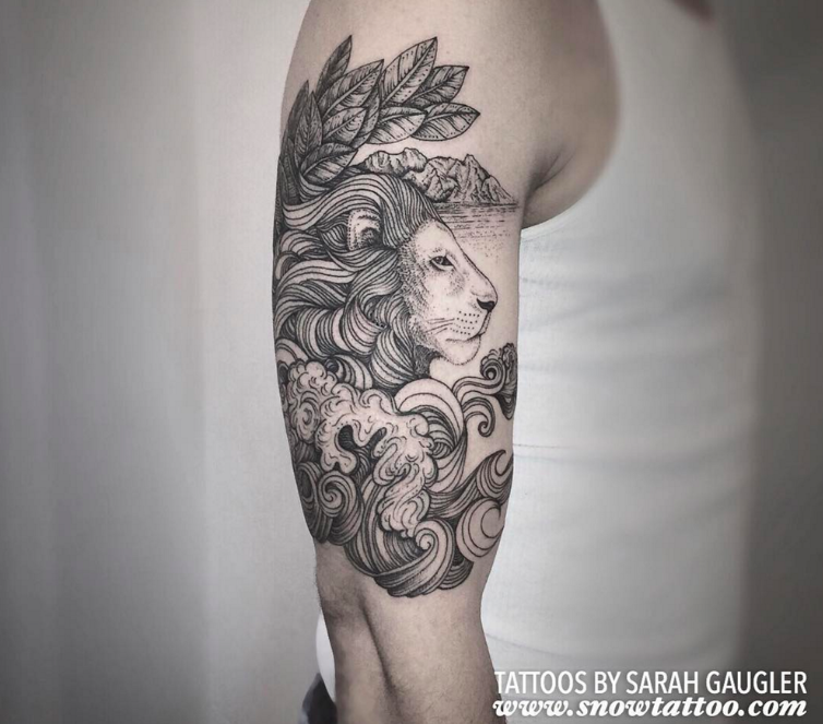 Sarah Gaugler Snow Tattoo Chelsea Nyc Snow Tattoo Line Tattoos Fine Line Tattoos