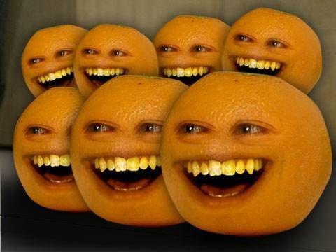 Annoying Orange Million Clones Annoying Orange Fun Places For Kids Orange