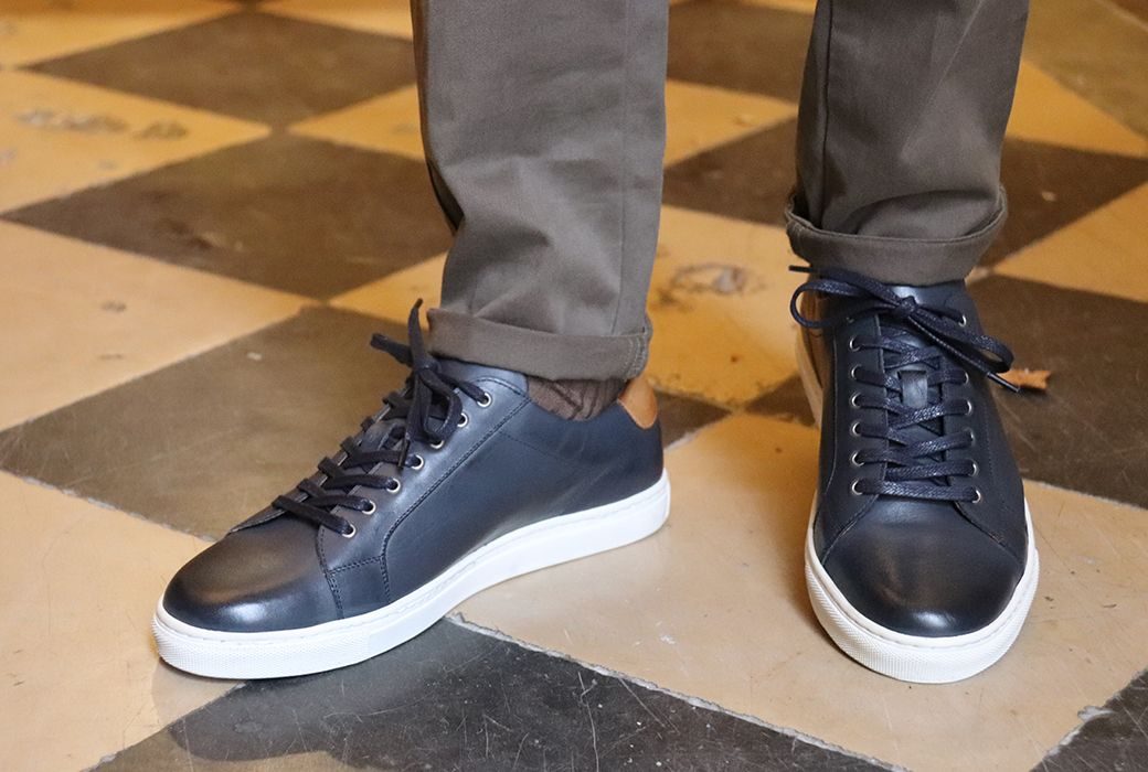 da85bee6cee27 Chaussure décontractée homme Sneakers Inglewood - Bexley
