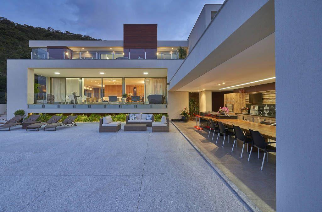 Casa Quintas Do Sol Casas Modernas Por Marcia Carvalhaes