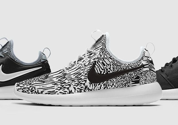 #sneakers #news Customize The New Roshe Two On NIKEiD