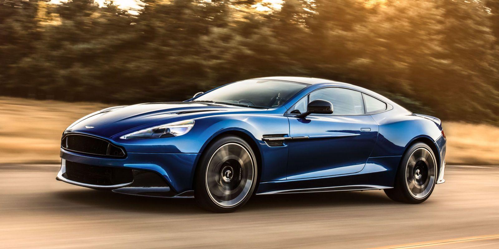 Meet The New 580 Horsepower Aston Martin Vanquish S Aston Martin Vanquish Aston Martin Aston Martin Cars