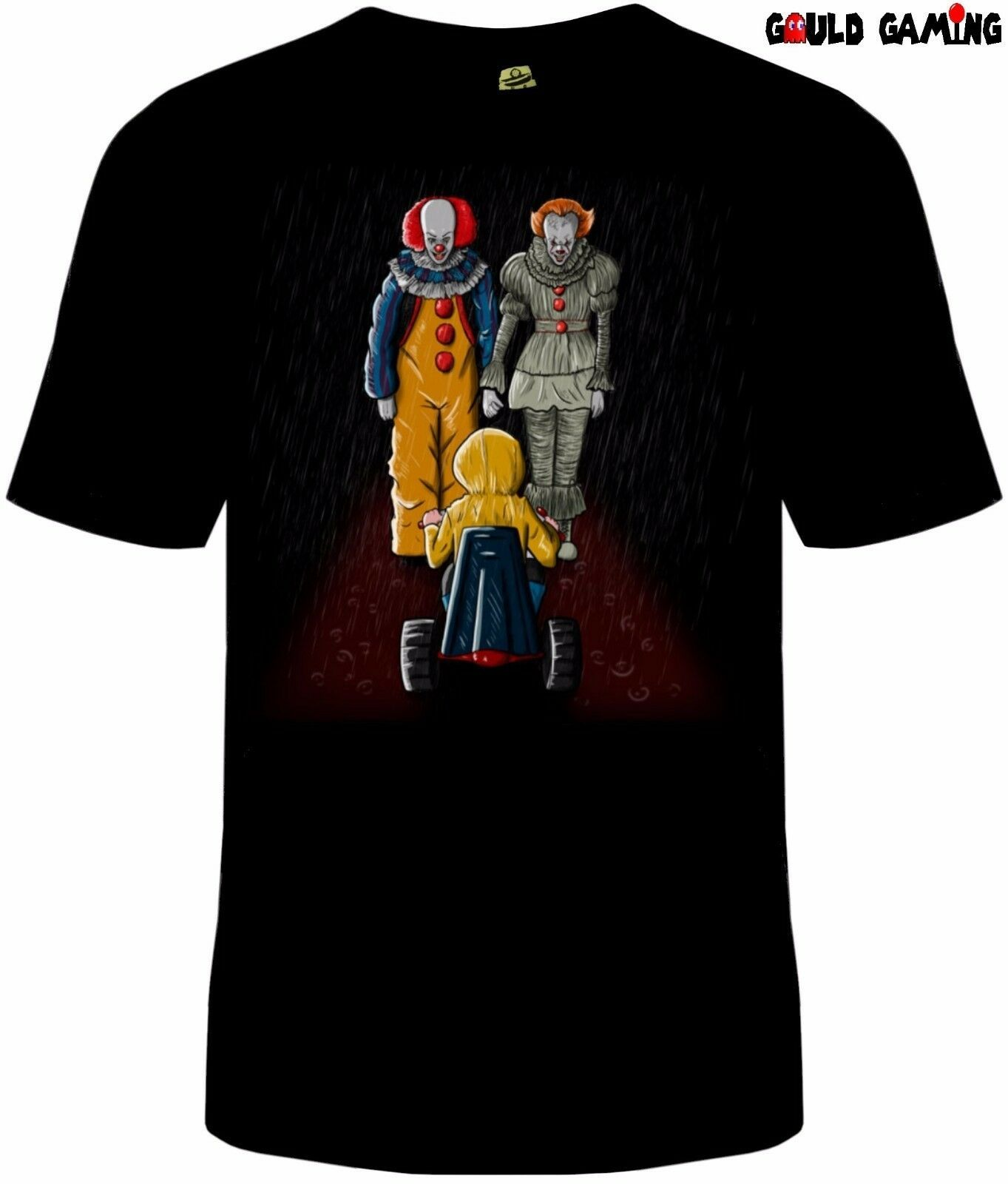 Details about Pennywise IT TShirt Unisex Funny Hiya