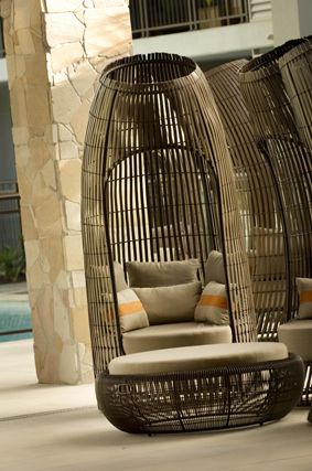 Birdcage Chair