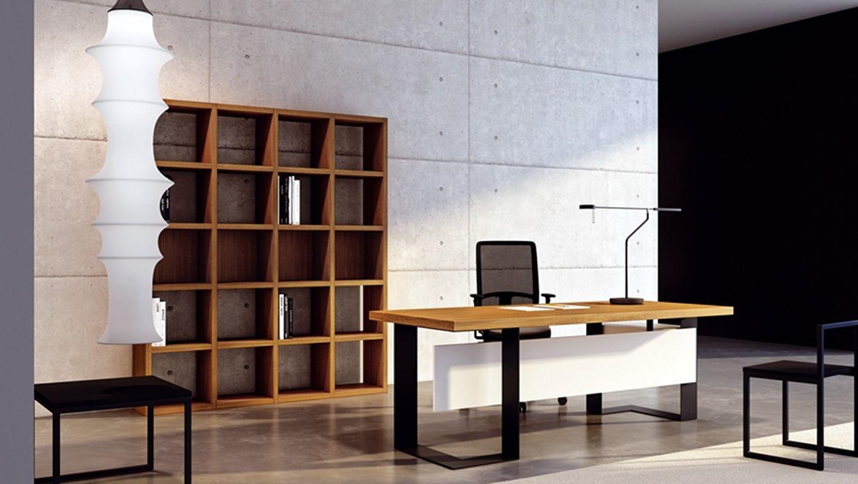 italian office desk. Executive Interior Office Design Ideas: Unique Ideas With Floor Lamp Wood Bookcase And Rectangle Table Plus Italian Desk