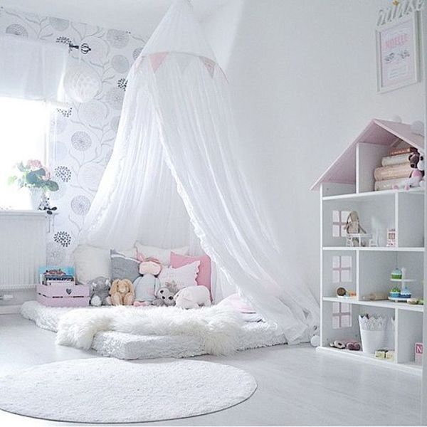 15 Safe And Cozy Kids Floor Bed Ideas Girl Room Kids Room Baby