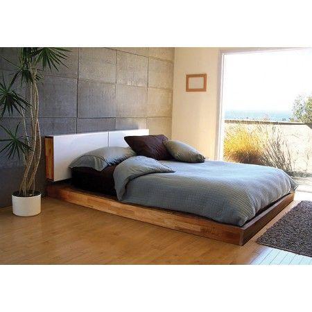 Just The Base No Headboard Platform Bed Designs Remodel