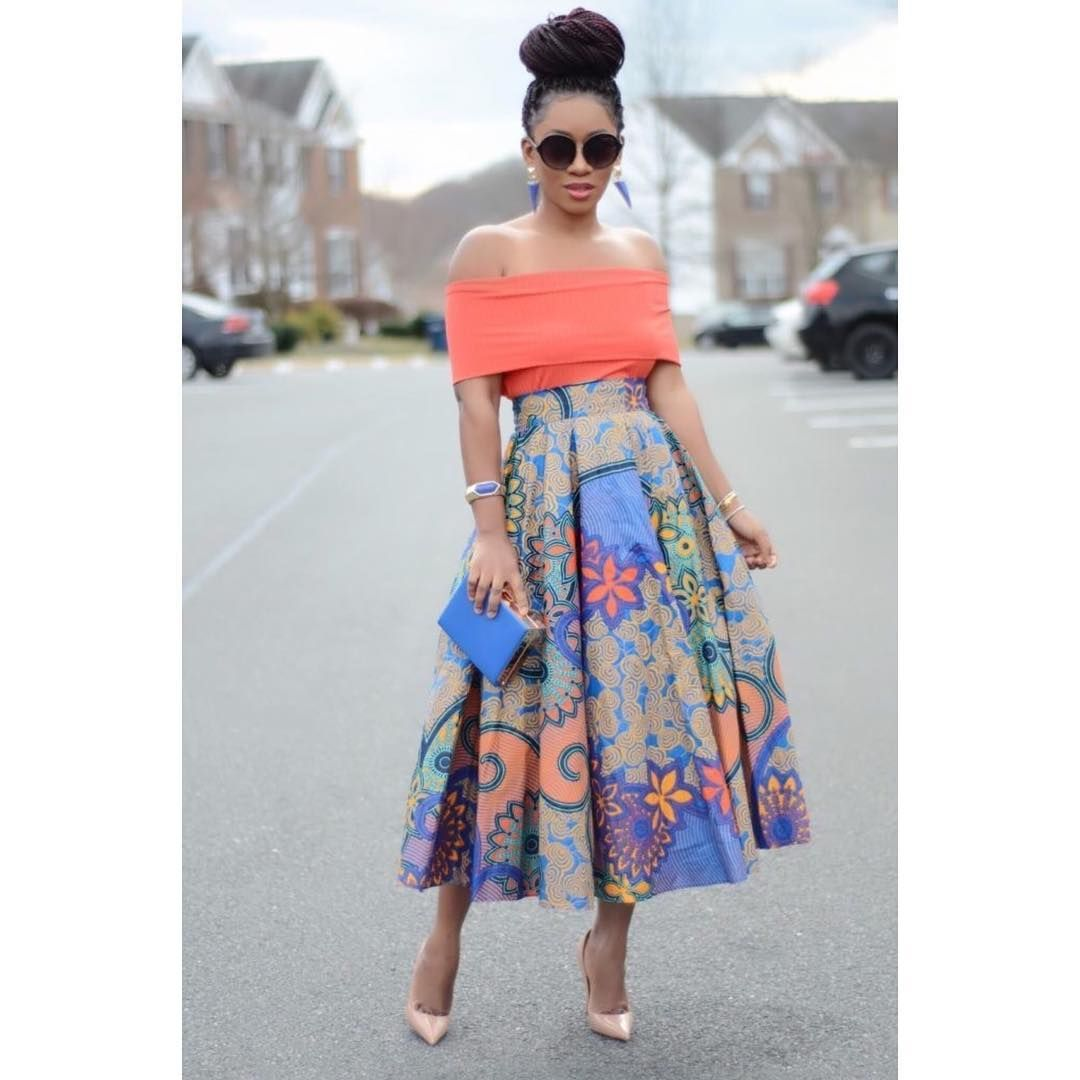 best kitenge designs for long dresses fashion life style