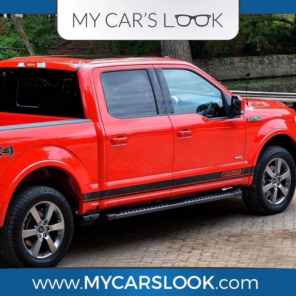 Ford f 150 2016 f150 de gr ficos de logotipo raya lateral calcoman a adhesivo ebay