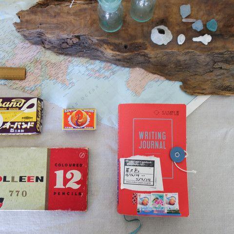 Trend Baum kuchen Writing Journal with Pockets