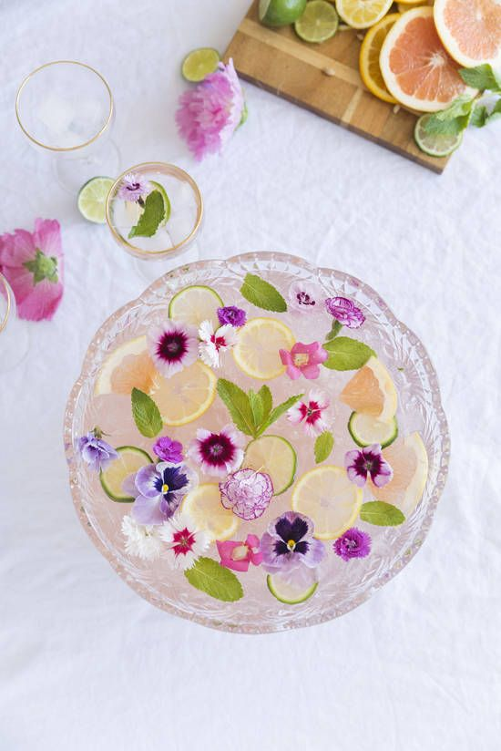 Photo of ROSÉ PUNCH